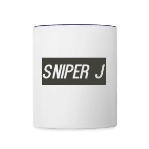 Supreme J - Contrast Coffee Mug