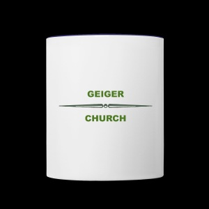 Geiger Military Shirt - Contrast Coffee Mug