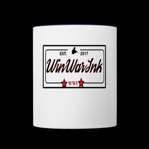 WINWAR - Contrast Coffee Mug