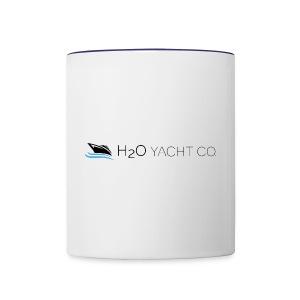 H2O Yacht Co. - Contrast Coffee Mug