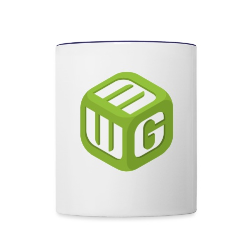 Steve Sized MWG T-Shirt (3XT) - Contrast Coffee Mug
