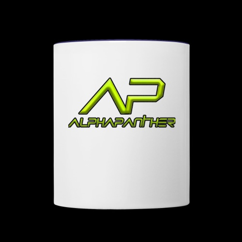 AlphaPanther - Contrast Coffee Mug