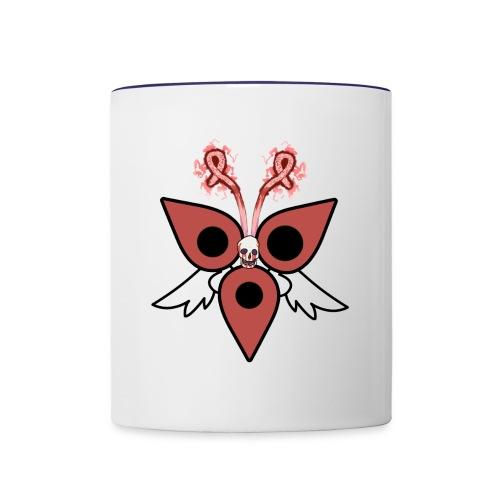 Ebola-Chan Nergal Sigil - Contrast Coffee Mug