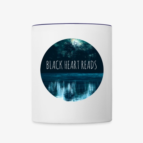 Black Heart Reads Book Club - Contrast Coffee Mug