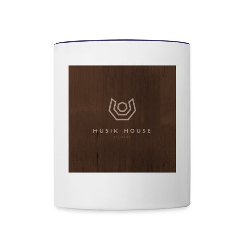 MUSIK HOUSE STUDIOS MHS14 Natural - Contrast Coffee Mug