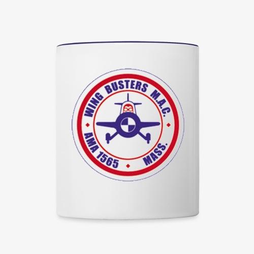 Patch Design - Contrast Coffee Mug