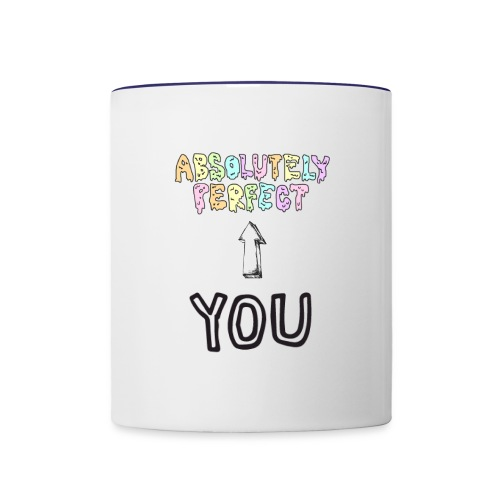 Absolutely Perfect! - Contrast Coffee Mug
