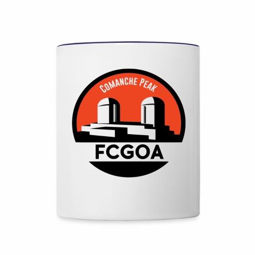 FCGOA - Contrast Coffee Mug