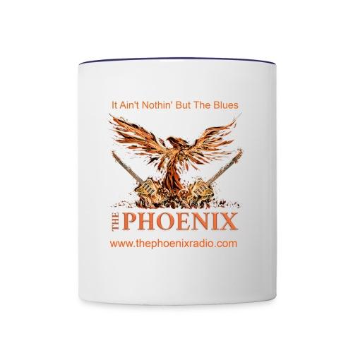 The Phoenix Radio - Contrast Coffee Mug