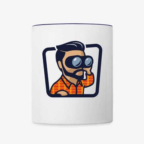 Vapospy Merchandise - Contrast Coffee Mug