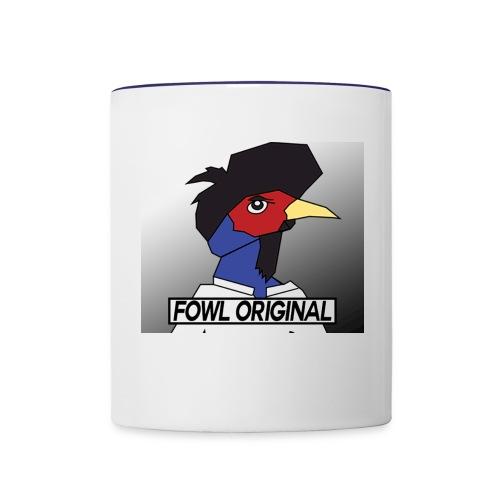 Fowl Original Logo - Contrast Coffee Mug
