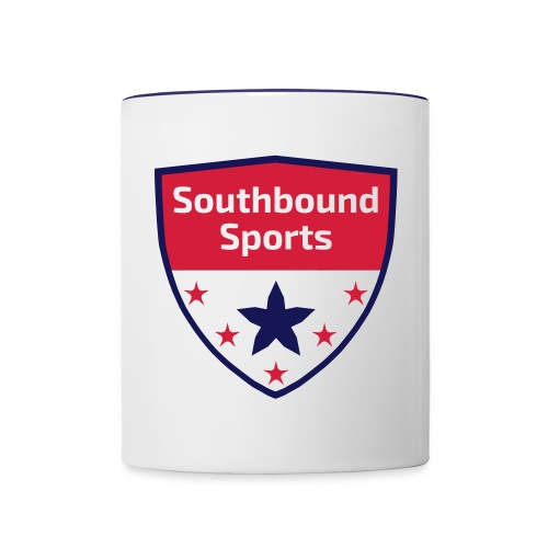 Southbound Sports Crest Logo - Contrast Coffee Mug