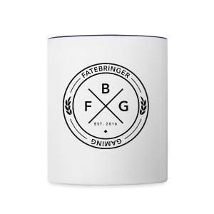 fbg main logo - Contrast Coffee Mug