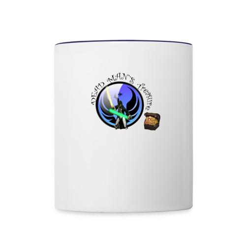 Dead Man's treasure - Contrast Coffee Mug