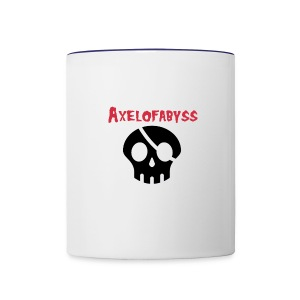 skull pirate 2 - Contrast Coffee Mug