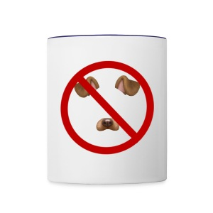 Thot Patrol merchandise - Contrast Coffee Mug