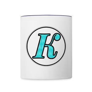 Kihsomray Merch - Contrast Coffee Mug