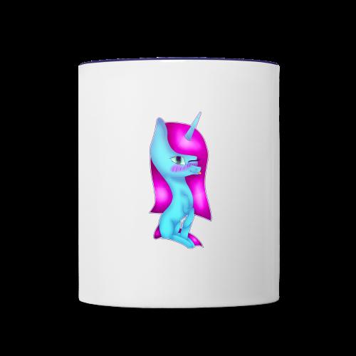 My OC - Contrast Coffee Mug