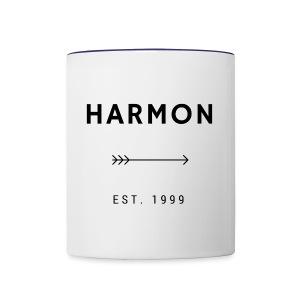 Harmon - Contrast Coffee Mug
