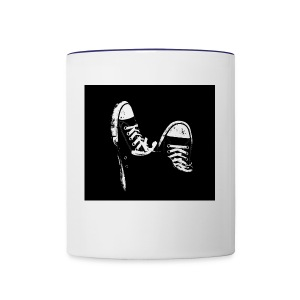 Kick Back And Chill - Contrast Coffee Mug