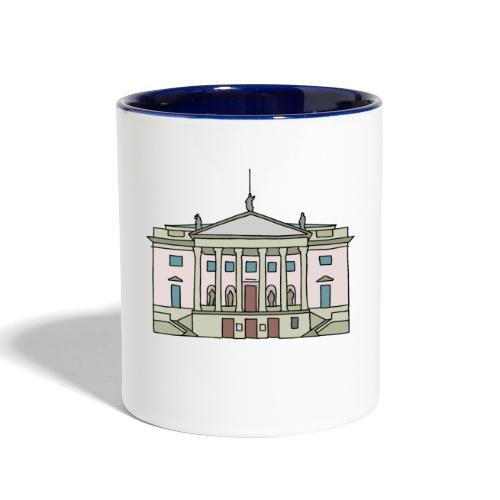 Berlin State Opera - Contrast Coffee Mug