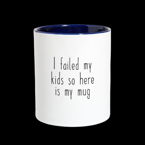 Good Parent Gift - Contrast Coffee Mug