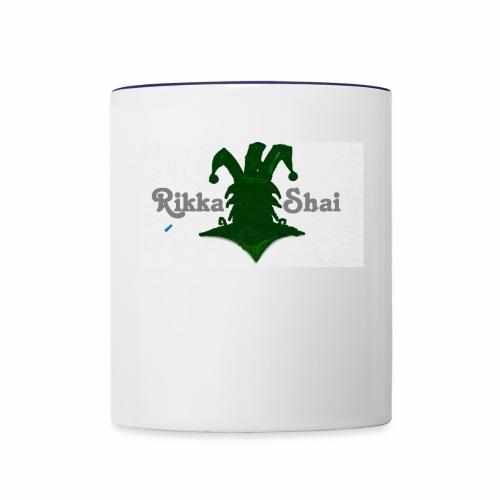 Rikka Shai LOCO LOGO - Contrast Coffee Mug