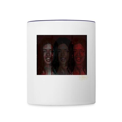 Bibiana - Contrast Coffee Mug