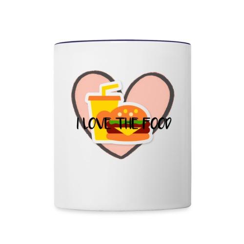 Food - Contrast Coffee Mug