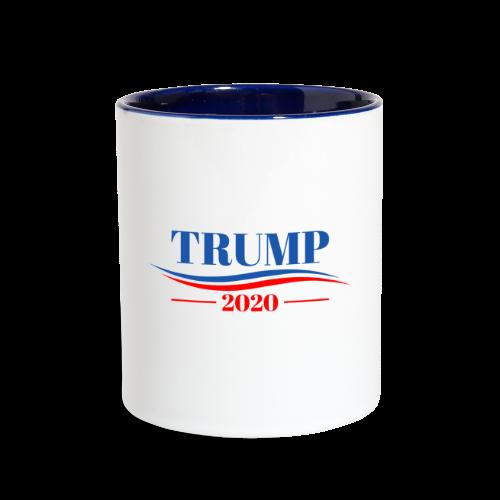 Trump 2020 Classic - Contrast Coffee Mug