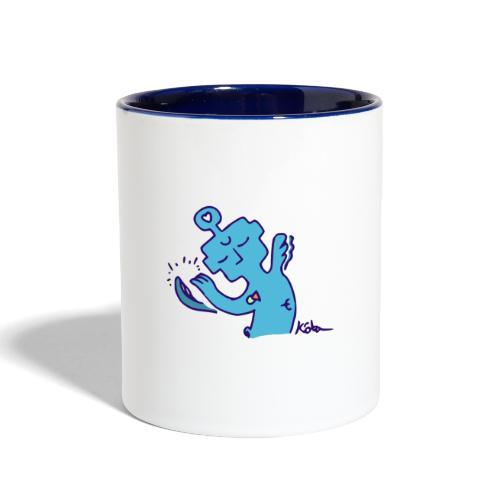 Solace Entity - Contrast Coffee Mug