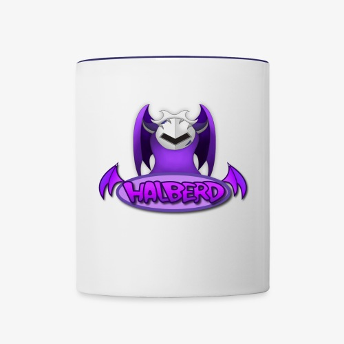Halberd Logo - Contrast Coffee Mug