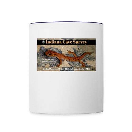 ICS Business Card General - Contrast Coffee Mug