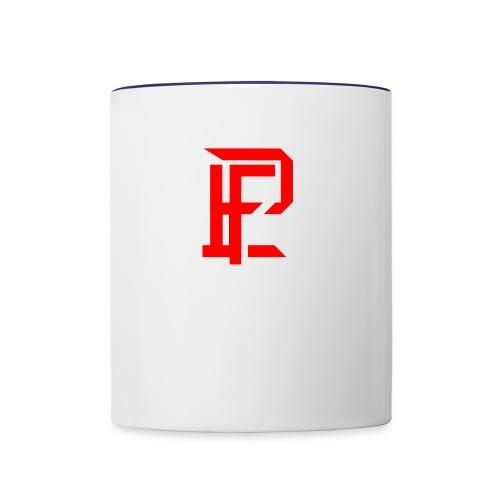 PFL LOGO - Contrast Coffee Mug