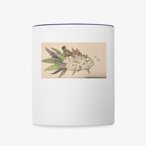 Rocket - Contrast Coffee Mug