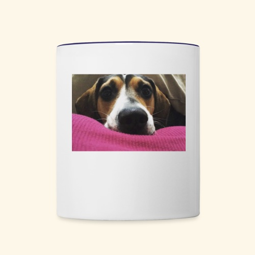 Puppy Love - Contrast Coffee Mug