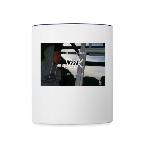 SMK - the fans - Contrast Coffee Mug