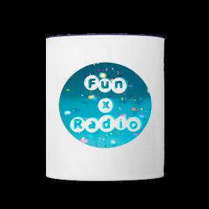 FXR - Contrast Coffee Mug