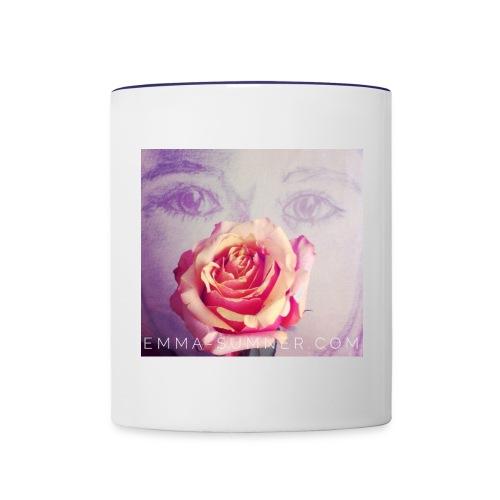 Innocent Heart - Contrast Coffee Mug
