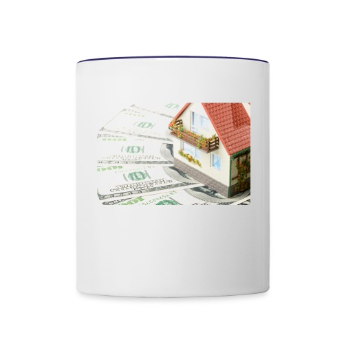 We Buy Houses - Contrast Coffee Mug