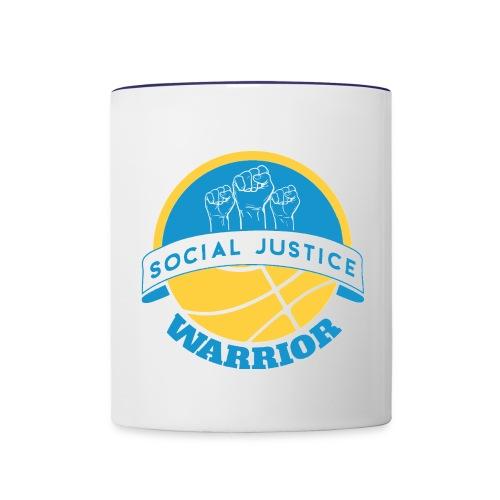 SJW - 2 - Contrast Coffee Mug
