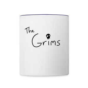 The Grims Logo - Contrast Coffee Mug