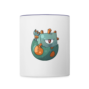 Cartoon Guardian - Contrast Coffee Mug