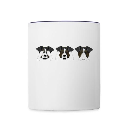 gukguk - Contrast Coffee Mug