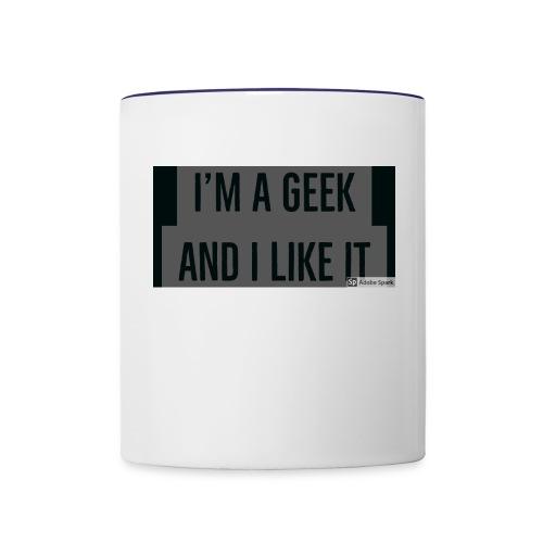 Geekstar - Contrast Coffee Mug