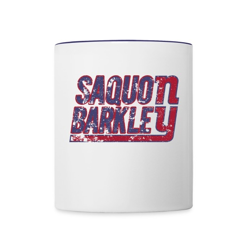 Saquon Barkley Shirt - Contrast Coffee Mug