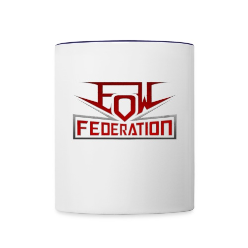 EoWFederation - Contrast Coffee Mug
