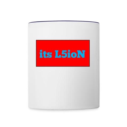 its L5ioN stuff - Contrast Coffee Mug