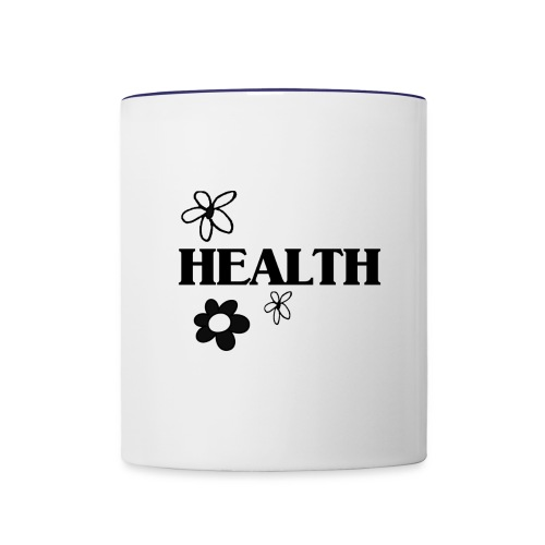 INTENTIONALLY INFUSED HEALTH - Contrast Coffee Mug