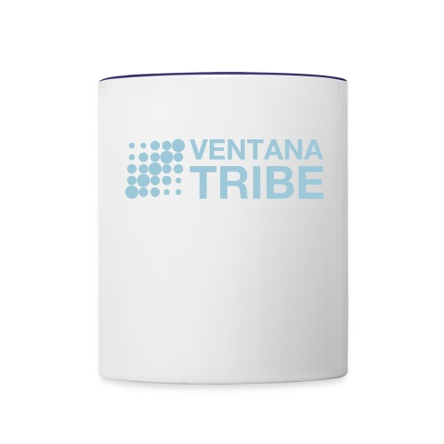 Ventana Tribe Hats - Contrast Coffee Mug